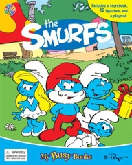 The Smurf My Busy Books