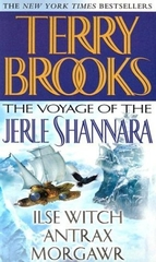 The Voyage of the Jerle Shannara Ilse Witch Antrax Morgawr Series