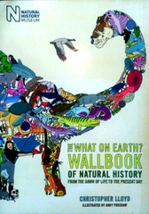 The What on Earth Wallbook of Natural History from the Dawn of Life to the Present Day