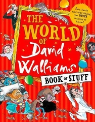 The World of Davis Walliams Book of Stuff