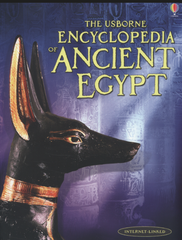The Usborne Encyclopedia Of Ancient Egypt