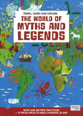 Trave Learn and Explore the World of Myths and Legends