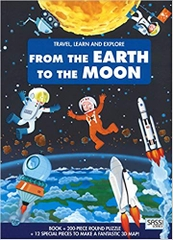 Travel Learn and Explore From the Earth to the Moon