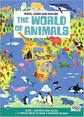 Travel Learn and Explore The World of Animals