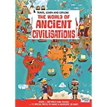 Travel Leran and Explore the World of Ancient Civilisations