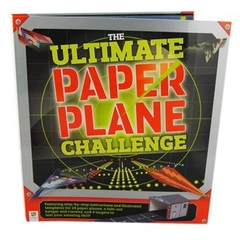 The Ultimate Paper Plane Challenge
