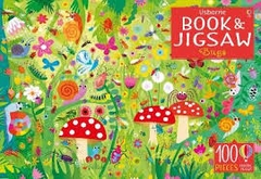 Usborne Book and Jigsaw Bugs