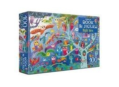 Usborne Book & Jigsaw Night Time