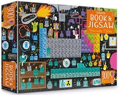 Usborne Book & Jigsaw Periodic Table