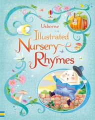 Usborne Illustrated Nursery Rhymes