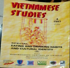 Vietnamese Studies Eating and Drinking Habits and Cultural Identiry