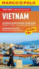 Vietnam Pocket Guide with Road Atlas and Pull Out Map