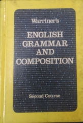 Warriners English Grammar and Composition