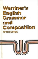 Warriners English Grammar and Composition Fifth Course