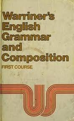 Warriners English Grammar and Composition First  Course