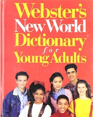 Webster's New World Dictionary for Young Adults