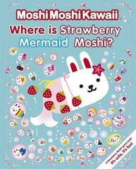 Where is Strawberry Mermaid Moshi