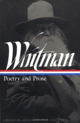 Walt Whitman Poetry and Prose