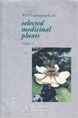 Who Monographs On Selected Medicinal Plants Volume 4