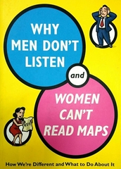 Why Men Donot Listen and Women Cant Read Maps