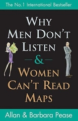 Why Men Don't Listen Women Can't Read Map