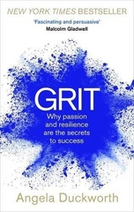 Grit:Why passion and resilience are the secets to success
