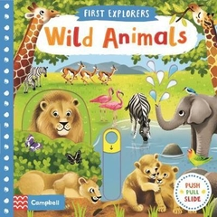 First Explorers Wild Animals