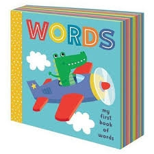Words My First Book of Word