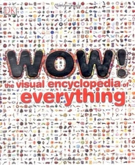 WOW the Visual encyclopedia of Everything - K-New - D K