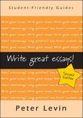 Write Great Essays
