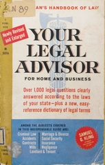 Your Legal Advisor For Home And Business