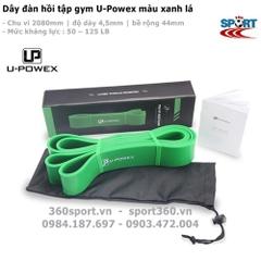 Dây đàn hồi tập gym U-Powex đa năng