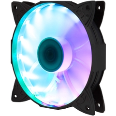 FAN CASE XIGMATEK GALAXY PREMIUM - (CH120) - EN40216 - RGB : RAINBOW (WHITEBOX)