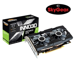 Card màn hình INNO3D GEFORCE GTX 1660 TWIN X2 6GB