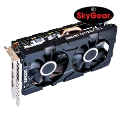Card màn hình INNO3D GEFORCE GTX 1660Ti TWIN X2 6GB