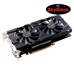 Card màn hình INNO3D  GeForce GTX1060 Twin X2 3GB