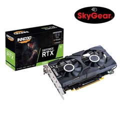 Card màn hình INNO3D GEFORCE RTX 2060 TWIN X2 6GB