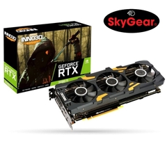 Card màn hình INNO3D GEFORCE RTX 2080Ti GAMING OC X3 11GB