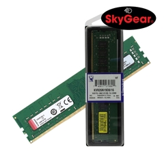 Kingston 16GB 2666Mhz DDR4 CL19 DIMM 2rx8 - KVR26N19D8/16