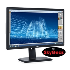 LCD 24 inch Dell Ultrasharp U2412M 1920x1200
