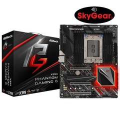 Mainboard Asrock X399 Phantom Gaming 6