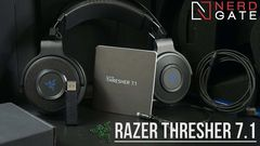Tai nghe Razer Thresher 7.1 - Wireless Surround Headset for PlayStation4 / PC - RZ04-02230100-R3M1