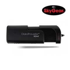 USB KINGSTON DATA TRAVELER DT104 32 GB - DT104/32GB