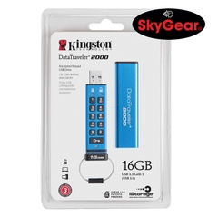 USB KINGSTON DataTraveler 2000 16GB - DT2000/16GB