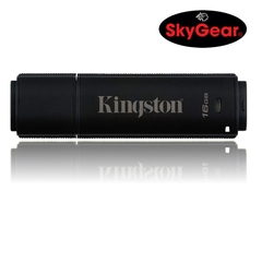USB KINGSTON DataTraveler 4000G2 with Management 16GB - DT4000G2DM/16GB