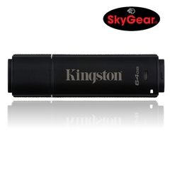 USB KINGSTON DataTraveler 4000G2 with Management 64GB - DT4000G2DM/64GB