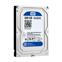 Ổ cứng HDD PC Western Digital WD Blue 500GB