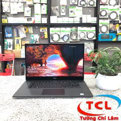 Laptop Dell XPS 9570 (i9-8950HK/ram32gb/ssd1tb/GTX 1050ti/15,6in 4k)