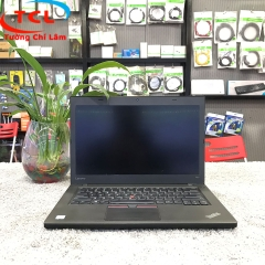 Laptop Lenovo Thinkpad T460 (i7-6600U-8G-256GB-14