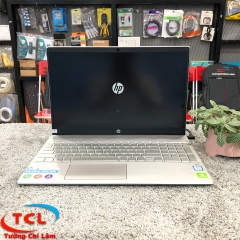 Laptop HP Pavilion 15 cs2055TX 6ZF22PA (i5 8265U/4GB RAM/1TB HDD + 128GB SSD/MX 130 2G/15.6